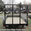 Blue Ridge Trailer Sales 2019 5x10 Pipe Top w/4' Gate  Utility Trailer by Rice Trailers | Ruckersville, Virginia
