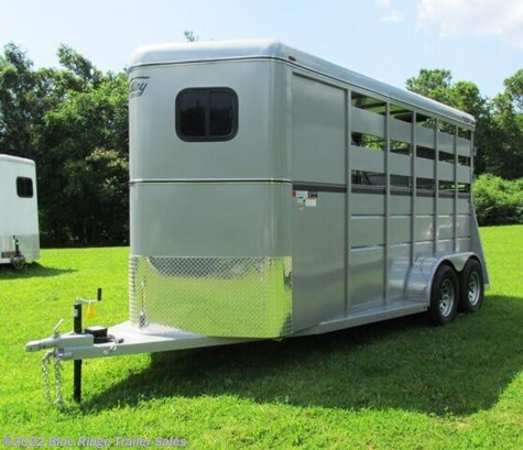 "New 2020 Valley Trailers 2H BP w/Dress 7'6""x6 For Sale by Blue Ridge Trailer Sales available in Ruckersville, Virginia"