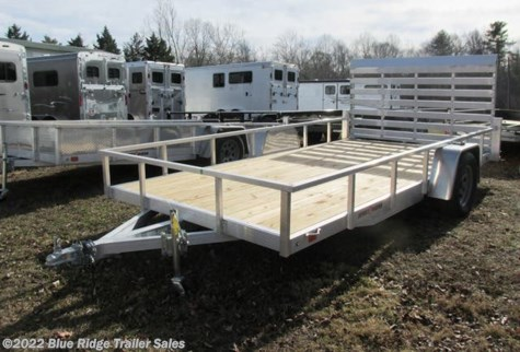 New 2019 Sport Haven 7x14 AUT Aluminum Wood Deck For Sale by Blue Ridge Trailer Sales available in Ruckersville, Virginia