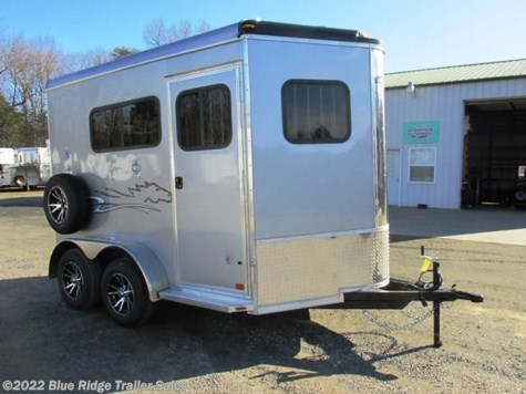 "New 2019 Homesteader Stallion 2H BP no Dress 7'8""x7' For Sale by Blue Ridge Trailer Sales available in Ruckersville, Virginia"