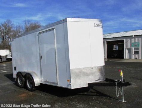 "New 2019 Haulmark Transport 7x14 TA 6'6"" Tall Rear Ramp For Sale by Blue Ridge Trailer Sales available in Ruckersville, Virginia"