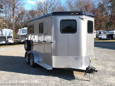 "New 2019 Hawk Trailers 2H BP w/Dress 7'6""x6'8\"" For Sale by Blue Ridge Trailer Sales available in Ruckersville, Virginia"