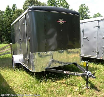 "New 2019 Carry-On 6x12 SA 6'6"" Tall, Rear Ramp For Sale by Blue Ridge Trailer Sales available in Ruckersville, Virginia"