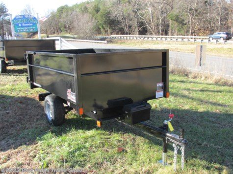 New 2019 Extreme Road & Trail XRT-2 4x7 Barn Doors For Sale by Blue Ridge Trailer Sales available in Ruckersville, Virginia