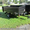 2019 Extreme Road & Trail XRT-2 4x7 Bi-Fold Ramp  - Dump Trailer New  in Ruckersville VA For Sale by Blue Ridge Trailer Sales call 434-985-4151 today for more info.