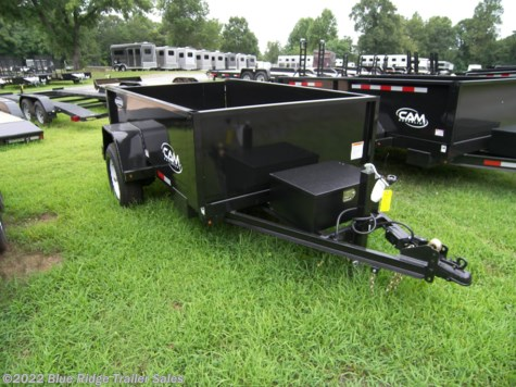 New 2019 CAM Superline 5-508LPT 5x8 5K 2 Way Gate For Sale by Blue Ridge Trailer Sales available in Ruckersville, Virginia