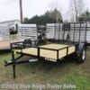2019 Triple Crown 6x10 SA Open Sides  - Utility Trailer New  in Ruckersville VA For Sale by Blue Ridge Trailer Sales call 434-985-4151 today for more info.