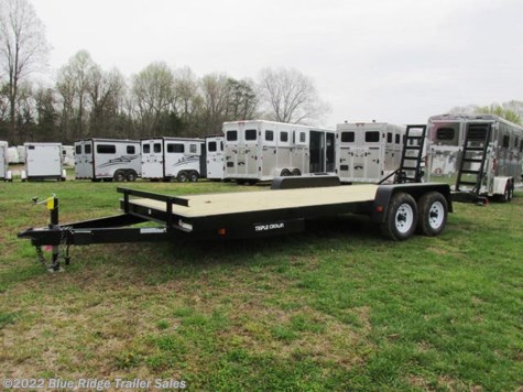 New 2019 Triple Crown 18 + 2 Equipment Hauler 10K For Sale by Blue Ridge Trailer Sales available in Ruckersville, Virginia