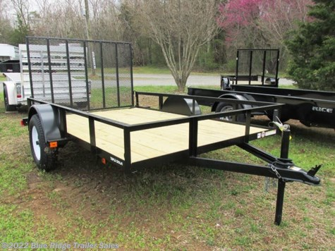 New 2019 Triple Crown 6x14  Wood Deck Open Side For Sale by Blue Ridge Trailer Sales available in Ruckersville, Virginia