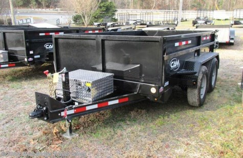 New 2019 CAM Superline 6x10 12K 3-Way Gate For Sale by Blue Ridge Trailer Sales available in Ruckersville, Virginia