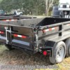 Blue Ridge Trailer Sales 2019 6x10 12K 3-Way Gate  Dump Trailer by CAM Superline | Ruckersville, Virginia