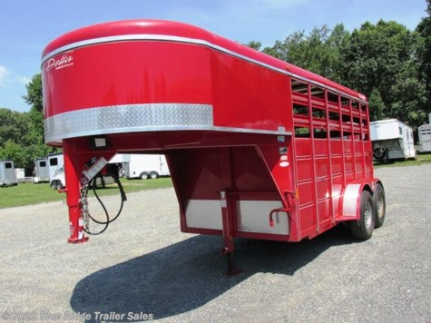 Used 2012 Delta 12' Stock GN 7'x6', 1 Cut Gate For Sale by Blue Ridge Trailer Sales available in Ruckersville, Virginia