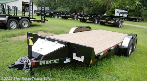 New 2019 Rice Trailers Magnum Car Hauler - Robotic Series 16 + For Sale by Blue Ridge Trailer Sales available in Ruckersville, Virginia