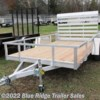 New 2020 Sport Haven AUT 6x10  Wood Deck Open Side SA For Sale by Blue Ridge Trailer Sales available in Ruckersville, Virginia