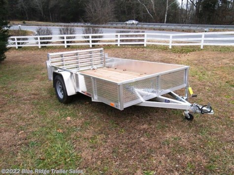 New 2020 Sport Haven AUT - S 6x12 Aluminum Solid Side w/Bi Fold Gate For Sale by Blue Ridge Trailer Sales available in Ruckersville, Virginia