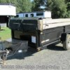 Used 2016 Carry-On Used 5x10 SA Dump 5K For Sale by Blue Ridge Trailer Sales available in Ruckersville, Virginia