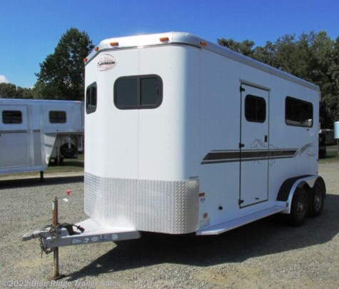 "Used 2001 Sundowner 2H BP with 5' Dress 7'6""x6'9\"" For Sale by Blue Ridge Trailer Sales available in Ruckersville, Virginia"