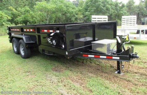 "New 2020 CAM Superline 7CAM616LPHD 7x16 ""The Beast\"" 7 ton w/3 way gate, ladder ramps For Sale by Blue Ridge Trailer Sales available in Ruckersville, Virginia"