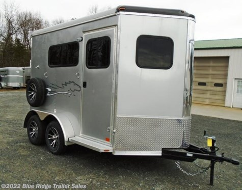 "New 2021 Homesteader Stallion 2H BP w/No Dress 7'8""x7' For Sale by Blue Ridge Trailer Sales available in Ruckersville, Virginia"