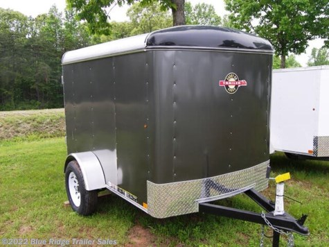 New 2020 Carry-On 5x8, 5' Tall, Single Rear Door For Sale by Blue Ridge Trailer Sales available in Ruckersville, Virginia