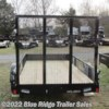 Blue Ridge Trailer Sales 2020 6x10 Pipe Top w/4' Gate  Utility Trailer by Rice Trailers | Ruckersville, Virginia