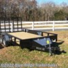 New 2020 Rice Trailers 6x16 Pipe Top w/4' Ramp For Sale by Blue Ridge Trailer Sales available in Ruckersville, Virginia