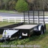 New 2020 Rice Trailers 6x16 TA Stealth w/4' Ramp For Sale by Blue Ridge Trailer Sales available in Ruckersville, Virginia