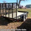 Blue Ridge Trailer Sales 2020 7x14 TA Pipe Top w/4' Ramp  Landscape Trailer by Rice Trailers | Ruckersville, Virginia