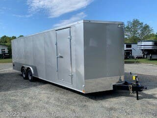 "New 2020 Haulmark Passport 8.5x24 V Nose 6'6"" Tall For Sale by Blue Ridge Trailer Sales available in Ruckersville, Virginia"