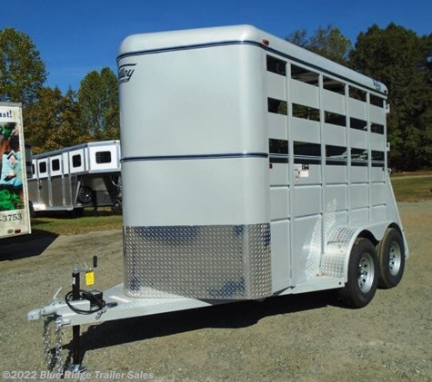 "New 2020 Valley Trailers 7'6""x6' 2H BP no Dress w/Ramp For Sale by Blue Ridge Trailer Sales available in Ruckersville, Virginia"