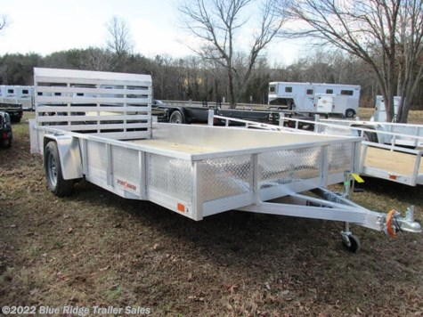 New 2020 Sport Haven AUT - S 7x14 SA w/Sides For Sale by Blue Ridge Trailer Sales available in Ruckersville, Virginia