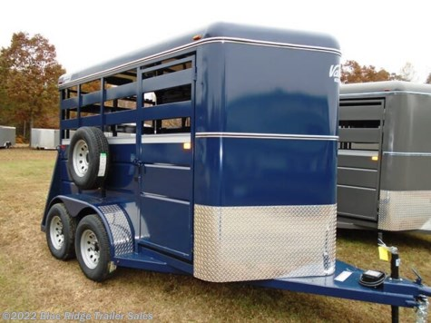 New 2020 Valley Trailers 7'x6' Stock with Single Rear Door and Slider For Sale by Blue Ridge Trailer Sales available in Ruckersville, Virginia
