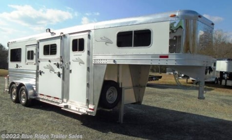"New 2021 Platinum Coach 2H GN w/Side Ramp and Dress 7'6""x7' For Sale by Blue Ridge Trailer Sales available in Ruckersville, Virginia"