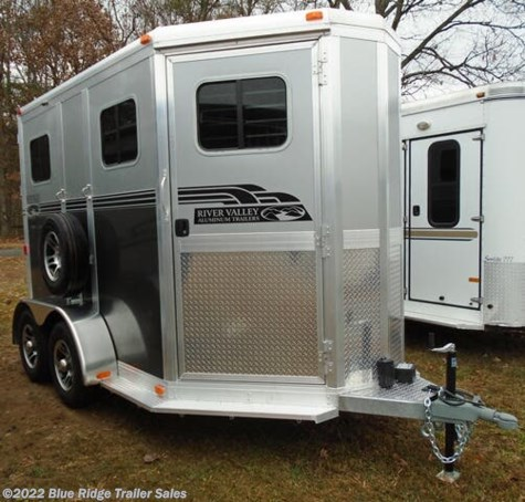 "New 2020 River Valley 2H BP no Dress 7'6""x6'8\"" For Sale by Blue Ridge Trailer Sales available in Ruckersville, Virginia"