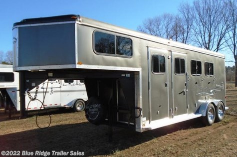 "Used 2017 Homesteader 3H Slant 7'8""x7' For Sale by Blue Ridge Trailer Sales available in Ruckersville, Virginia"