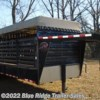 "Used 2014 Homesteader 24' Stock 6'8"" Tall, 6'8\"" Wide, 2 Cut Gates For Sale by Blue Ridge Trailer Sales available in Ruckersville, Virginia"