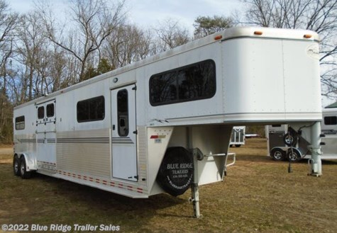 "Used 2000 Sundowner 4 H Head to Head 7'6""x6'9\"" Double Rear Doors For Sale by Blue Ridge Trailer Sales available in Ruckersville, Virginia"