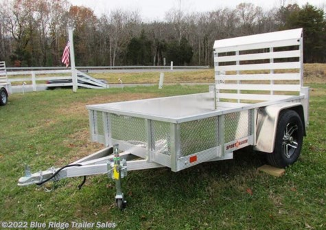 New 2020 Sport Haven AUT - DS 5x8 SA For Sale by Blue Ridge Trailer Sales available in Ruckersville, Virginia