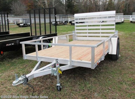 New 2020 Sport Haven AUT 6x10  Wood Deck Open Side For Sale by Blue Ridge Trailer Sales available in Ruckersville, Virginia