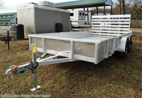 New 2020 Sport Haven AUT - DS 7x14 TA Sides For Sale by Blue Ridge Trailer Sales available in Ruckersville, Virginia