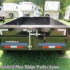 Blue Ridge Trailer Sales 2020 5CAM612LPHD 6x12 Advantage 10K 3-Way Gate  Dump Trailer by CAM Superline | Ruckersville, Virginia