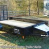Used 2020 Rice Trailers Stealth 6x12 SA w/4' Gate For Sale by Blue Ridge Trailer Sales available in Ruckersville, Virginia