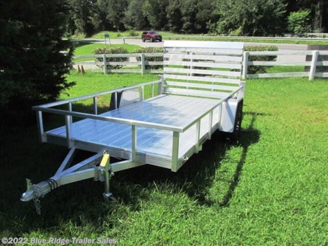 New 2020 Sport Haven AUT - D 6x12 Open Side For Sale by Blue Ridge Trailer Sales available in Ruckersville, Virginia