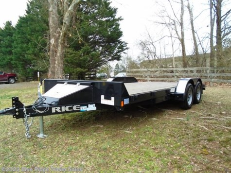 Used 2019 Rice Trailers 7K Car Hauler 16+2 For Sale by Blue Ridge Trailer Sales available in Ruckersville, Virginia