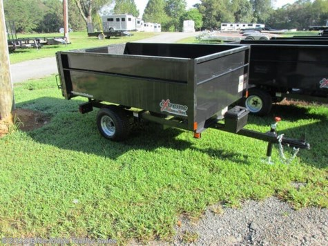 "New 2020 Extreme Road & Trail XRT-2 4x7 w/48"" Bi-Fold Gate For Sale by Blue Ridge Trailer Sales available in Ruckersville, Virginia"