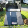 "Blue Ridge Trailer Sales 2020 XRT-2 4x7 w/48"" Bi-Fold Gate  Dump Trailer by Extreme Road & Trail 
