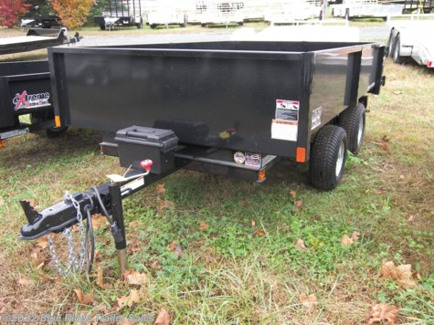 "New 2020 Extreme Road & Trail XRT-4 5.5x9 18"" Sides, Barn Door w/Ladder Ramps For Sale by Blue Ridge Trailer Sales available in Ruckersville, Virginia"