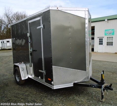 "New 2020 Royal Cargo 6x10 SA Rear Ramp, 6'6"" Tall For Sale by Blue Ridge Trailer Sales available in Ruckersville, Virginia"