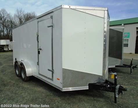 "New 2020 Royal Cargo 7x16 TA 6'6"" Tall For Sale by Blue Ridge Trailer Sales available in Ruckersville, Virginia"