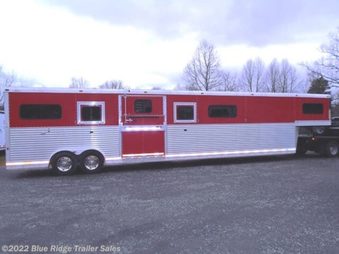 Used 2011 Adam 6H GN Head to Head w/Dress 8'x8' For Sale by Blue Ridge Trailer Sales available in Ruckersville, Virginia
